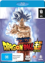 Dragon Ball Super - Part 10 - Eps 118-131 | Blu-ray