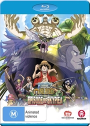 One Piece - Adventure Of Skypiea | TV Special | Blu-ray
