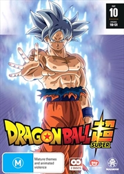 Dragon Ball Super - Part 10 - Eps 118-131 | DVD