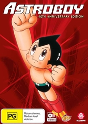 Astro Boy - 40th Anniversary Edition | Complete Collection | DVD