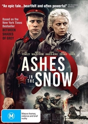 Ashes In The Snow | DVD