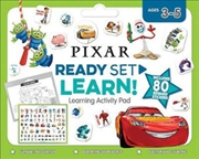 Ready Set Learn: Activity Pad | Paperback Book