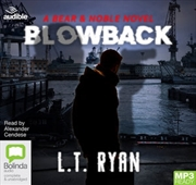Blowback | Audio Book