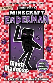 Diary Of A Minecraft Enderman | Paperback Book