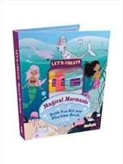 Let's Create Magical Mermaids | Paperback Book