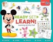 Disney Baby : Ready Set Learn! Learning Activity Pad | Paperback Book