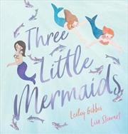 Three Little Mermaids | Paperback Book