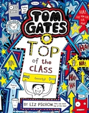 Tom Gates #9: Top Of The Class | Paperback Book