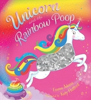 Unicorn And The Rainbow Poop | Paperback Book