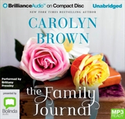 Family Journal | Audio Book