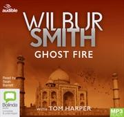 Ghost Fire   Audio Book