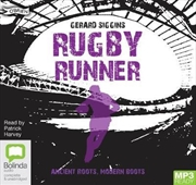 Rugby Runner | Audio Book