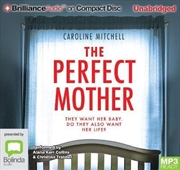 Perfect Mother   Audio Book