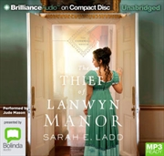 Thief Of Lanwyn Manor | Audio Book