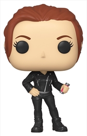 Black Widow - Natasha Romanoff Pop! | Pop Vinyl