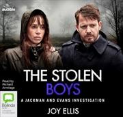 Stolen Boys   Audio Book