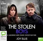 Stolen Boys | Audio Book