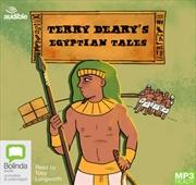 Terry Dearys Egyptian Tales | Audio Book