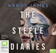 Steele Diaries   Audio Book