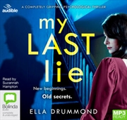 My Last Lie | Audio Book