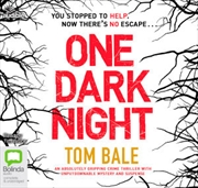 One Dark Night | Audio Book