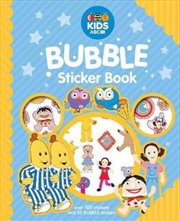 ABC Kids Bubble Sticker Book | Paperback Book