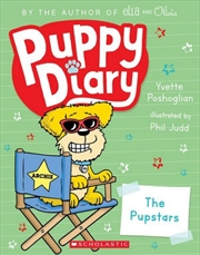 Puppy Diary #3: Pupstars | Paperback Book