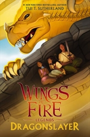 Wings of Fire Legends - Dragonslayer | Paperback Book