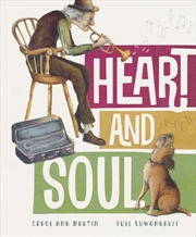 Heart And Soul | Hardback Book
