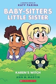 Babysitters Little Sister Grap | Paperback Book