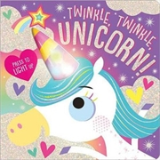 Twinkle Twinkle Unicorn | Board Book