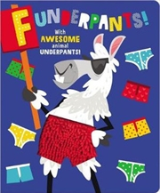 Funderpants | Board Book