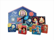 Toy House Story Collection (Moon and Me) | Board Book