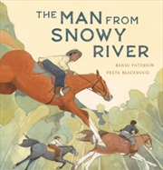 Man From Snowy River | Hardback Book
