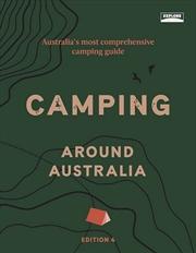 Camping around Australia - 4th Edition | Paperback Book