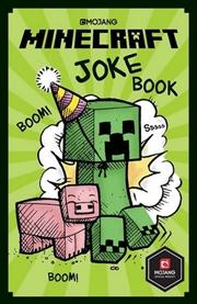 Minecraft Joke Book | Paperback Book