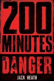 200 Minutes Of Danger | Paperback Book
