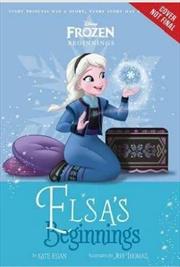 Elsa's Icy Rescue (Disney Princess: Beginnings) | Paperback Book