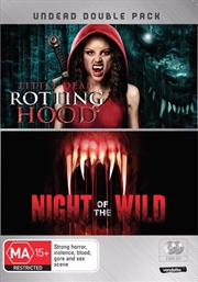 Little Dead Rotting Hood / Night Of The Wild | Undead Double Pack | DVD