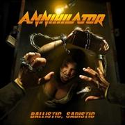 Ballistic Sadistic | CD
