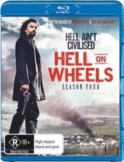 Hell On Wheels - Season 4 | Blu-ray