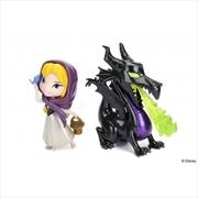 "Sleeping Beauty - Briar Rose & Maleficent 4"" Metals 2pk   Merchandise"