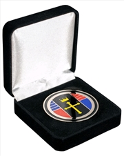 Voltron - Challenge Coin Pin | Collectable