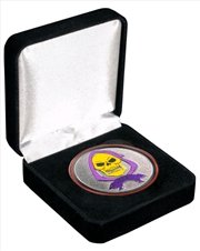 Masters of the Universe - Skeletor Challenge Coin Pin | Collectable