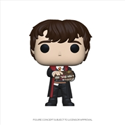 Harry Potter - Neville w/ Monster Book Pop! Vinyl | Pop Vinyl