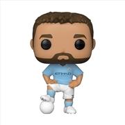 Football: Manchester City - Bernado Silva Pop! Vinyl | Pop Vinyl