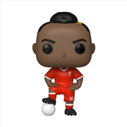 Football: Liverpool - Sadio Mane Pop! Vinyl | Pop Vinyl