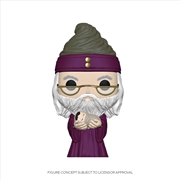 Harry Potter - Dumbledore w/Baby Harry Pop! Vinyl | Pop Vinyl