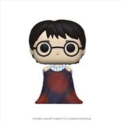 Harry Potter - Harry w/Invisibility Cloak Pop! Vinyl | Pop Vinyl