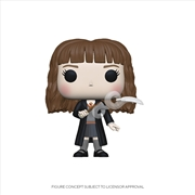 Harry Potter - Hermione w/Feather Pop! Vinyl | Pop Vinyl